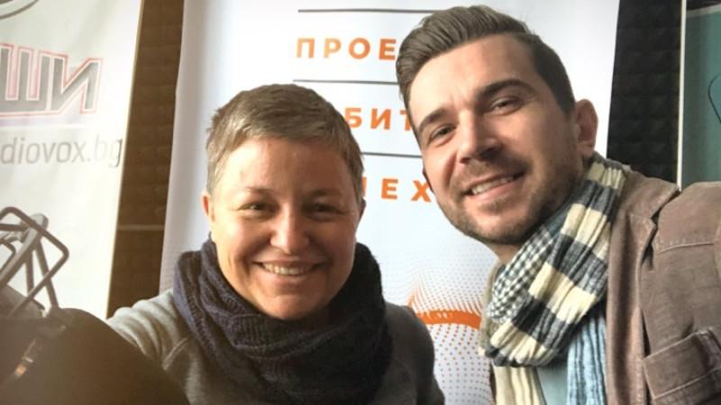 Подкаст, епизод 6: За дизайна, сайтовете и каузите с Калоян Петров