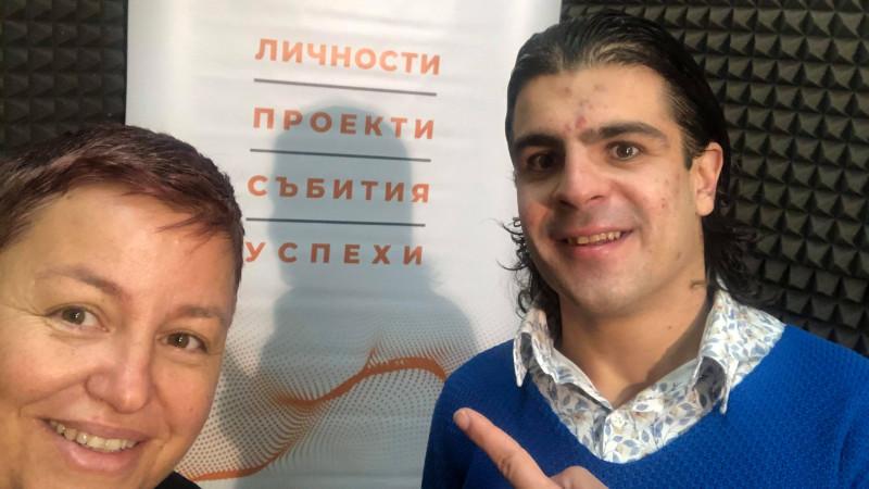 За влоговете и дигиталния маркетинг с Диан Танков