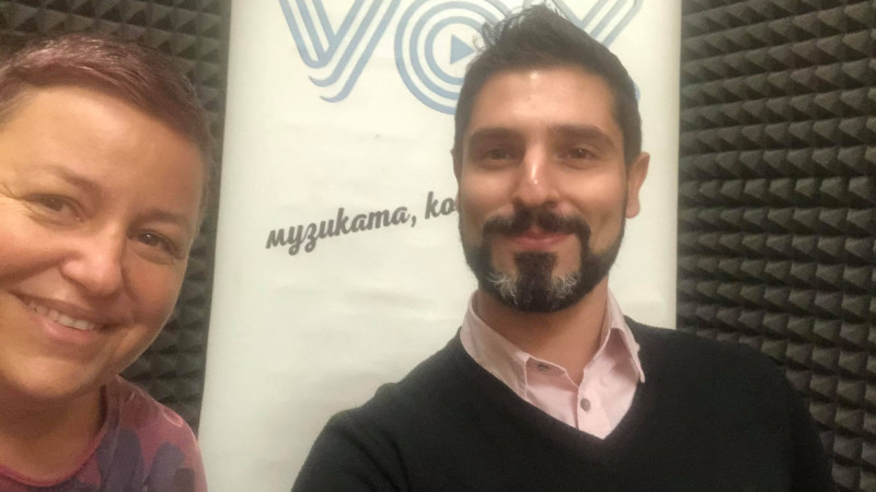 Петър Дяксов разказва за предприемачеството, дигиталния маркетинг, електронната търговия