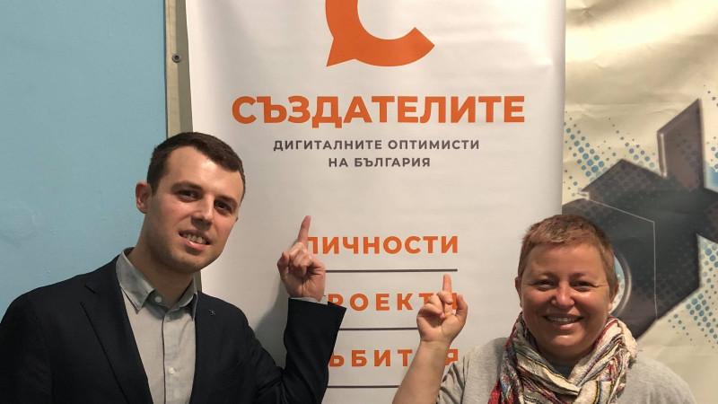 Кристиян Михайлов от Професионалната асоциация по роботика и автоматизация (PARА) гостува на Създателите
