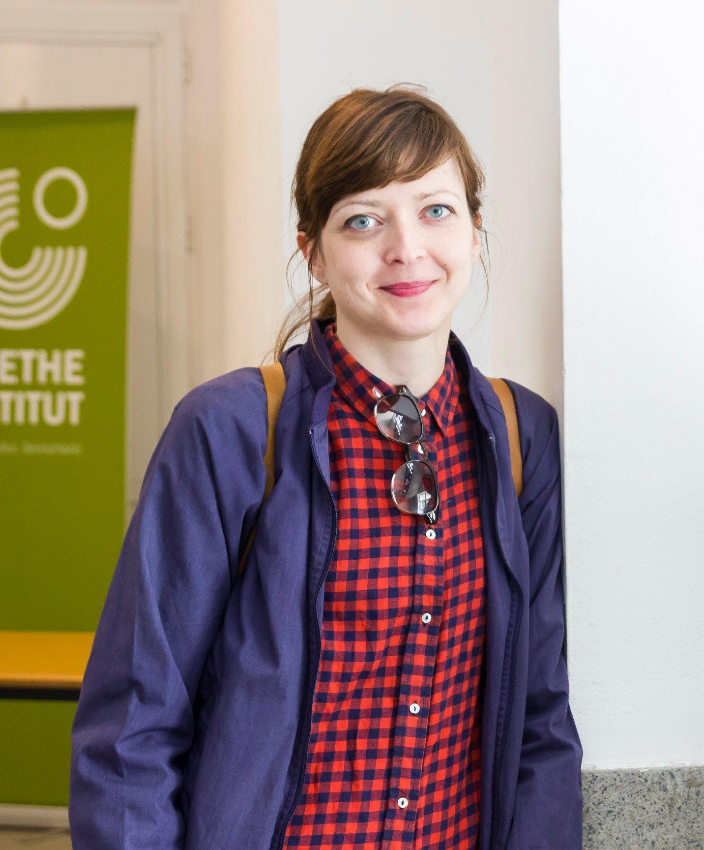 Създателите с гост Стефка Цанева от Goethe Institut