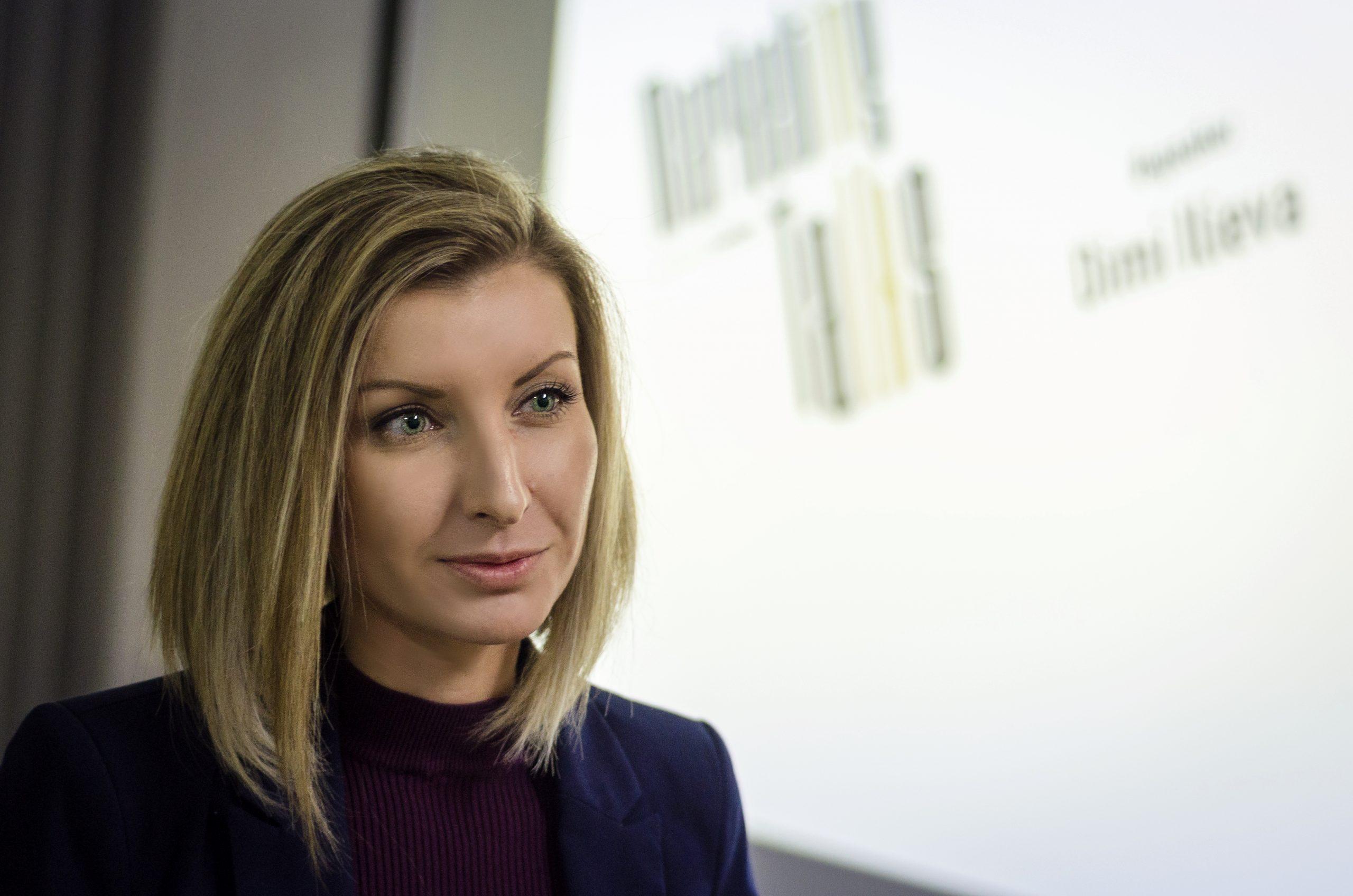 Дими Илиева за старта на Women In Tech България